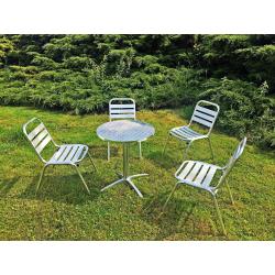 Sezení - nerez
